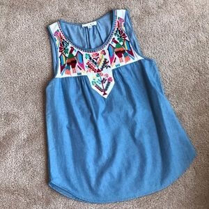 Brand New Tribal Top